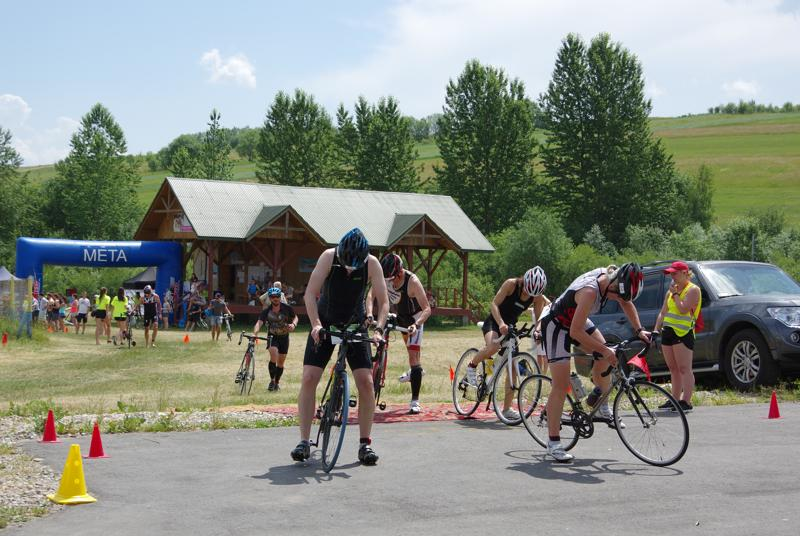 Frydman Triathlon - kolarstwo